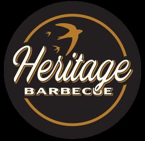 Heritage BBQ logo